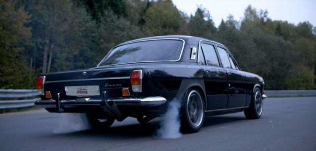 Руски тунинг – 700 коня! И съветската Волга – по-бърза от Nissan GT-R