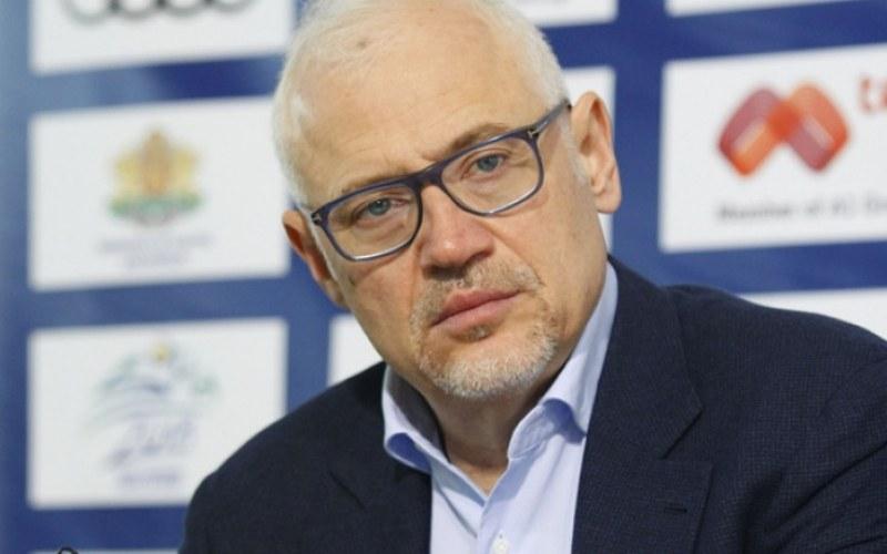 БОК си има нов вицепрезидент - Цеко Минев!