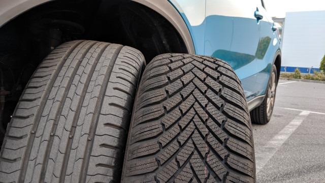 Пролет, лято, есен, зима… Целогодишно със зимни гуми – излиза ли сметката?