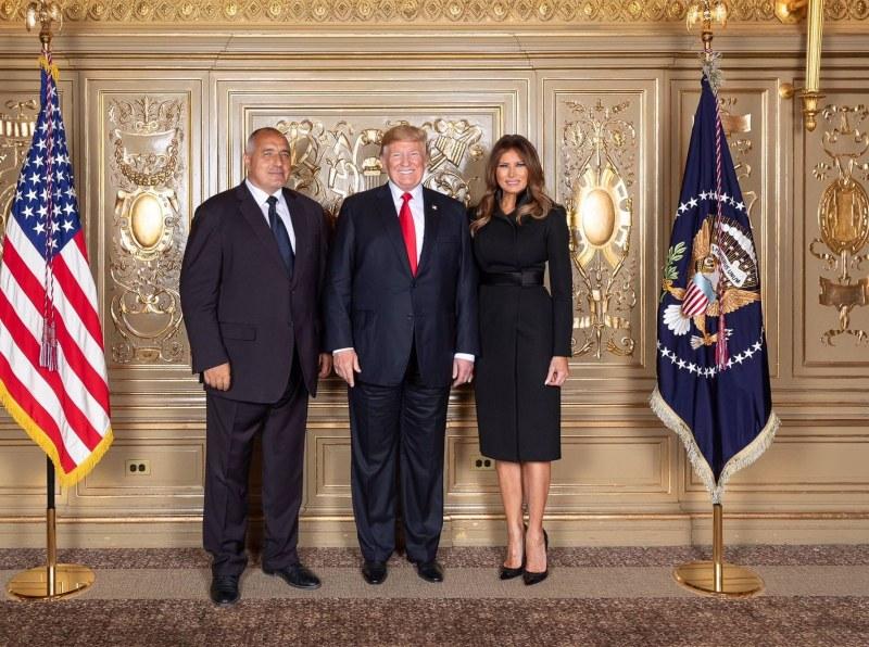 Welcome Borissov! Тръмп очаква Бойко Борисов в Белия дом този месец