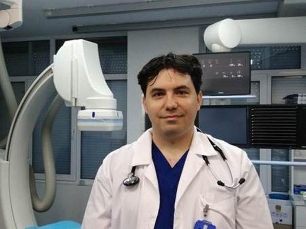 Млад лекар от Пазарджик спаси петима пациенти за едно денонощие!