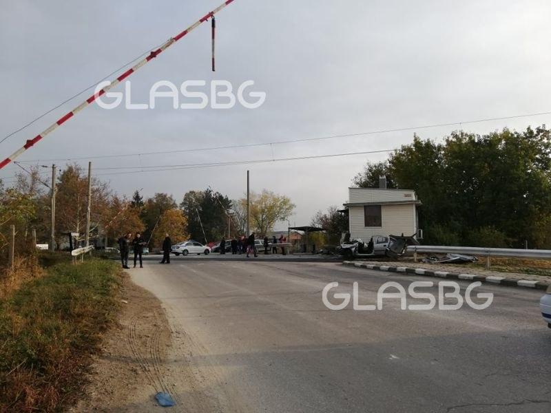 Официално: Кантонерът край Асеновград – пиян! Трима са в болница  СНИМКИ