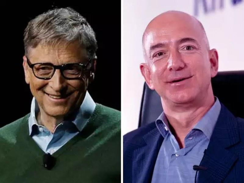 Джеф Безос- детрониран! Гейтс отново е най-богатият човек в света