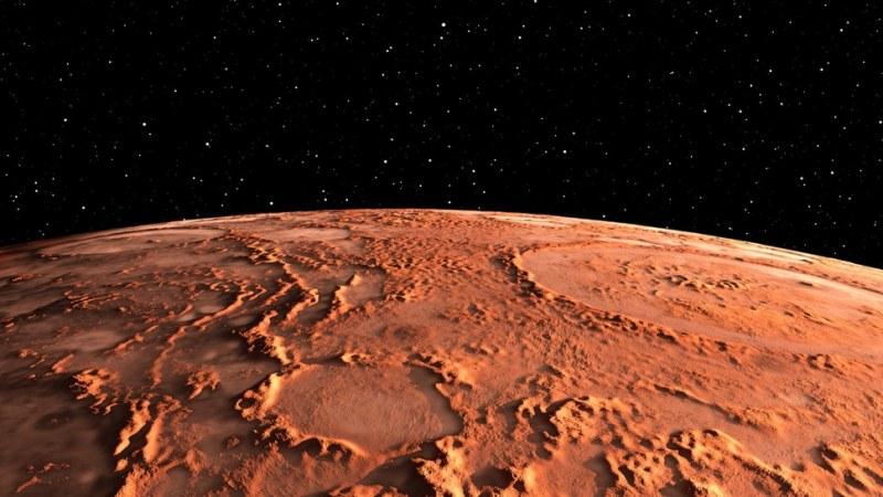20 години, 1000 космически кораба и Мъск готов с мечтата си: Град на Марс!