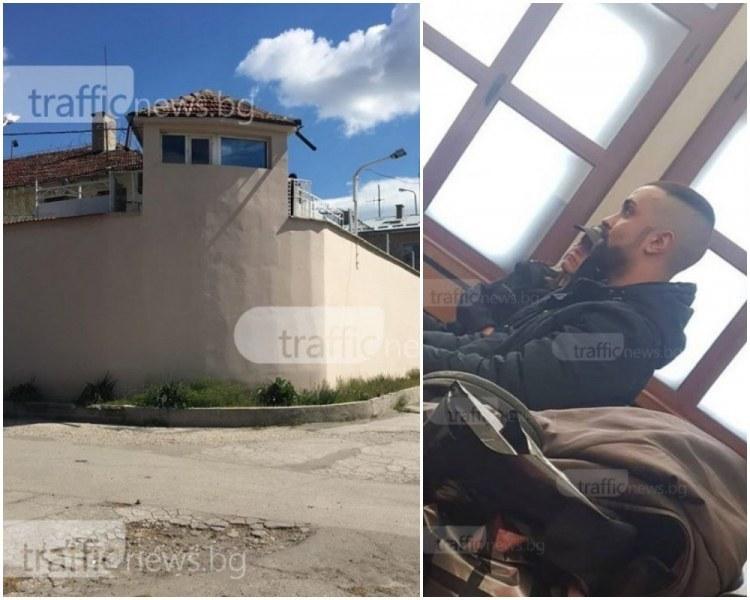 Зверство в пловдивския затвор! Убиец разби главата на