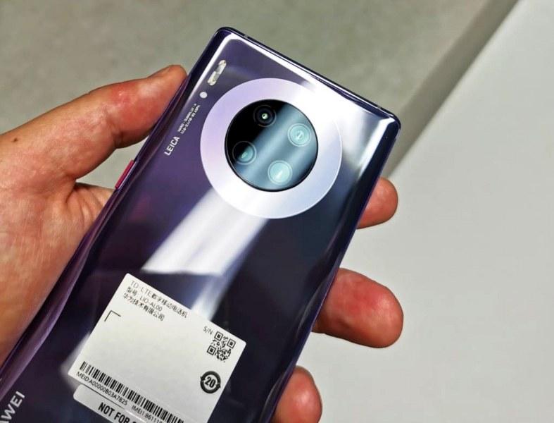 Huawei с нов модел! P40 с четворна камера ще се предлага от началото на 2020-а