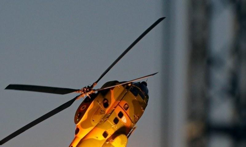 Ужас в небето! Два хеликоптера се сблъскаха, 13 френски военни загинаха