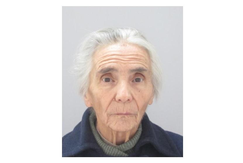 Баба Дафинка издирвана от 9 дни. Видите ли я – звънете в МВР или на 112!