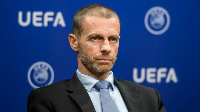 Босът на УЕФА изригна: Мислите ли, че на онези идиоти в България им пукаше за мача?