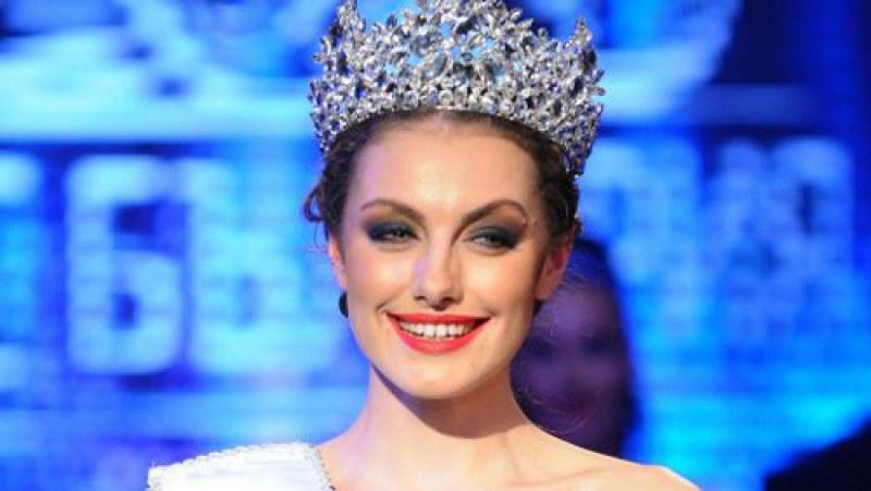 Момиченце е! Мис България 2015-а Марина Войкова роди