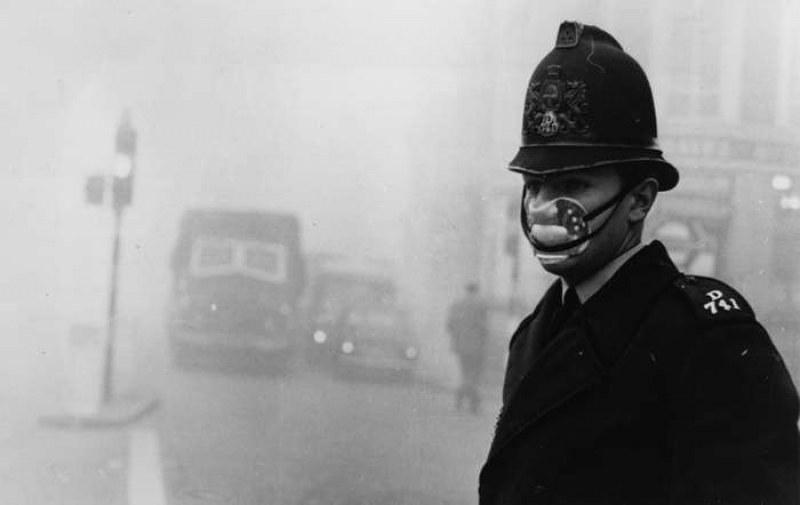 Мъртвешката мъгла и тишина на Лондон: Чернилката, отнела 4000 живота