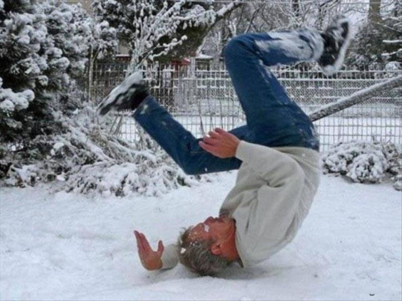 Ледът в София вкара 20 души в