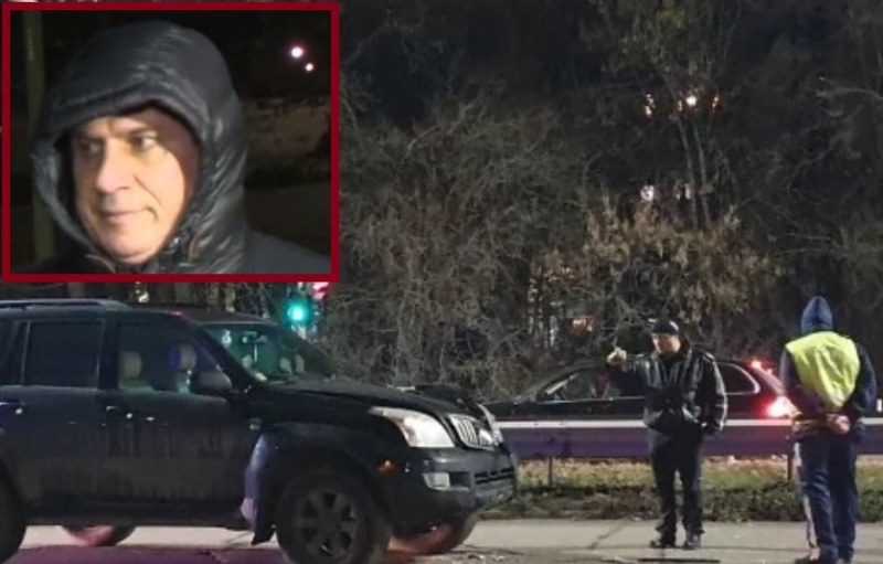 След трагедията: Говори шофьорът, блъснал две деца в столицата