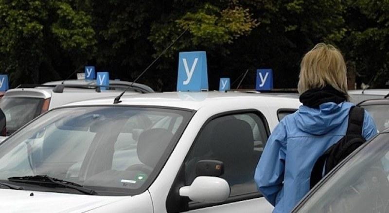Промяна: GPS определя къде ще карат кандидат-шофьорите - не изпитващият