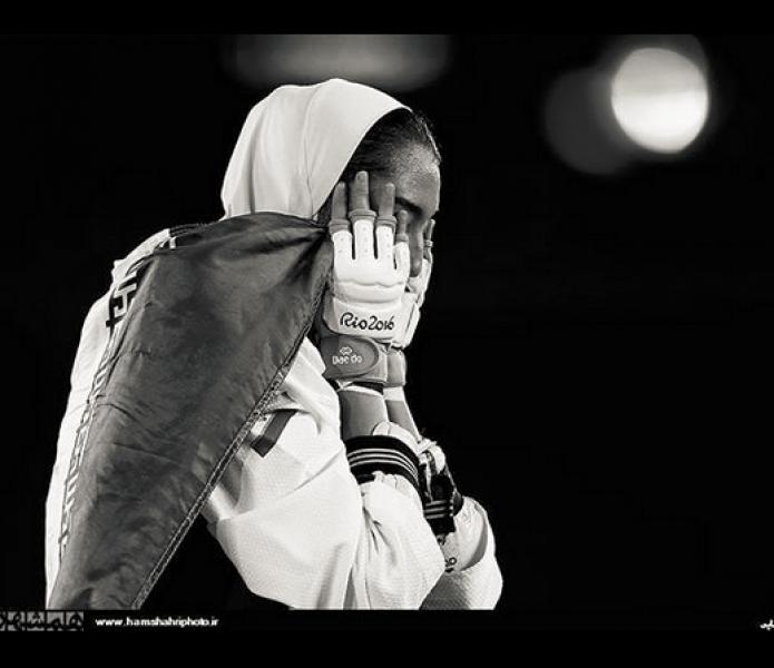 Единствената олимпийска медалистка на Иран избяга от държавата!