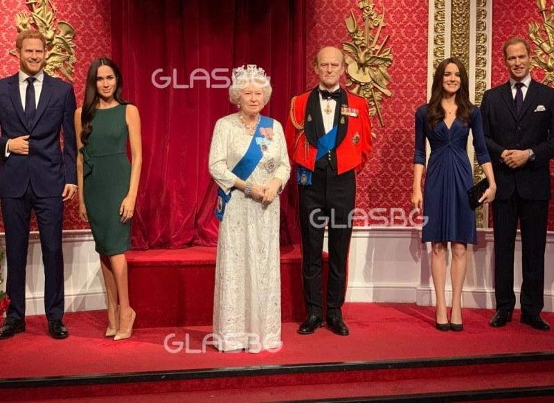 Кралицата реши какво да прави с Хари и Меган!