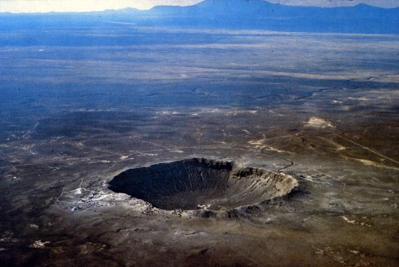 Учени откриха най-големия кратер от метеорит на Земята!