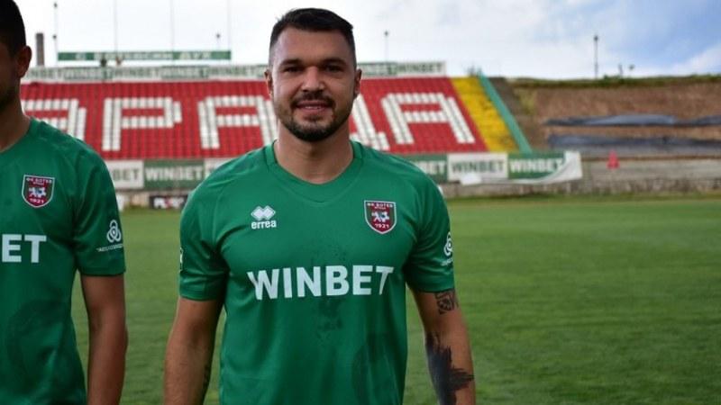 Валери Божинов с трансфер във Втора лига?