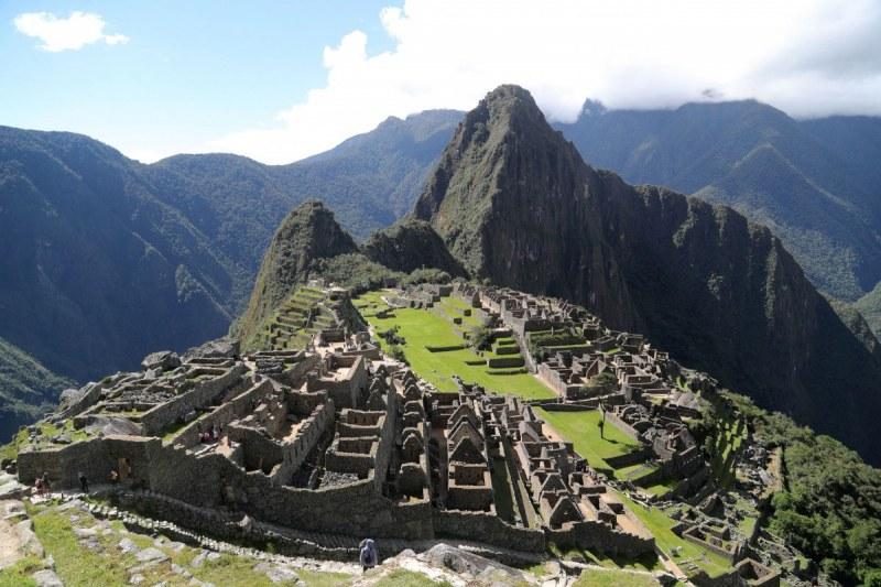 Туристи използваха храм в Мачу Пикчу като тоалетна, не им се размина