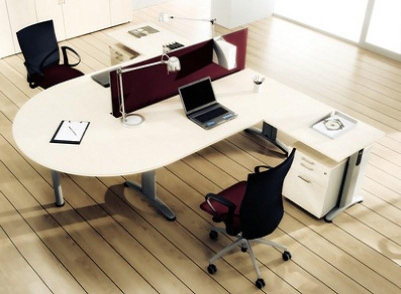 Изобретиха лежащи офис столове - увеличавали производителността
