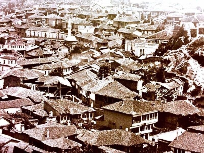 Капана – от времето, когато беше Тахталенската чаршия СНИМКИ