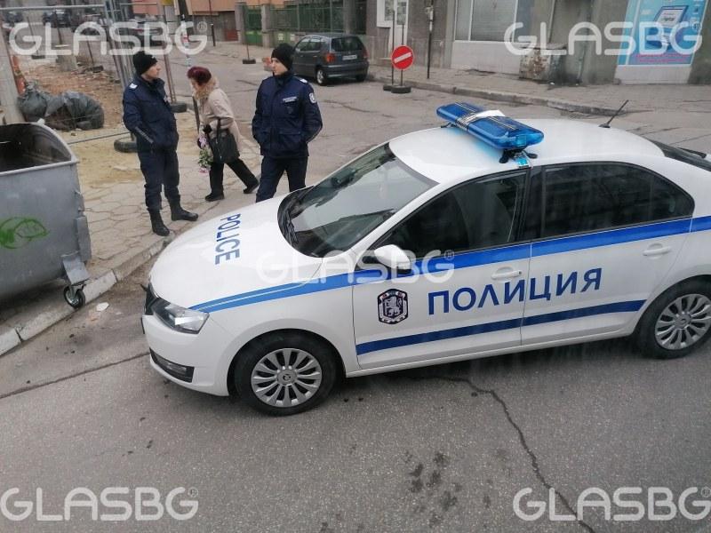 Патрулка катастрофира в Асеновград!