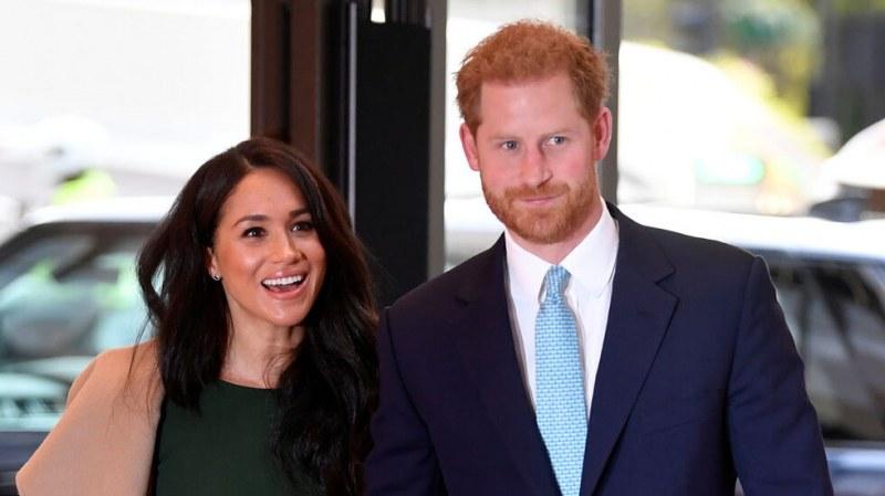 Кралицата изключи Хари и Меган като действащи членове на кралското семейство