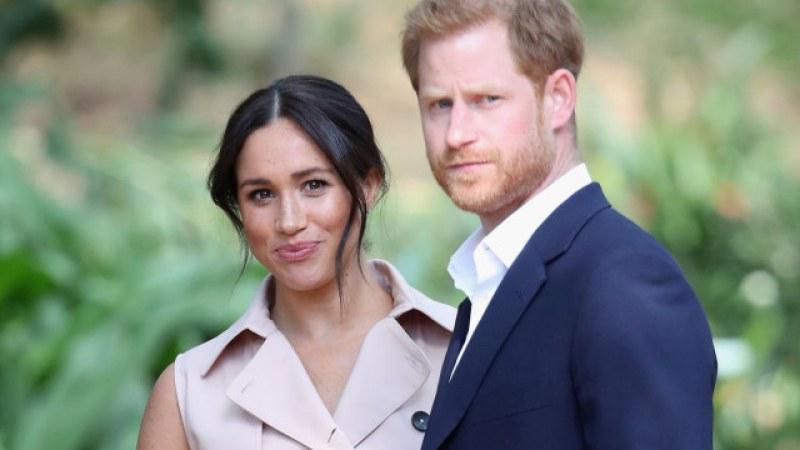 Принц Хари се прибра при семейството си