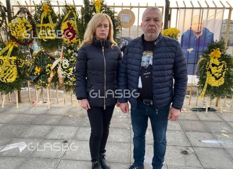 Справедлив процес за Тоско! Феновете готвят протест