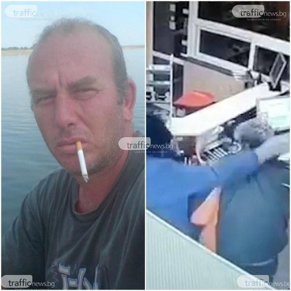 Карловец е задържан за въоръжения грабеж край Пловдив!