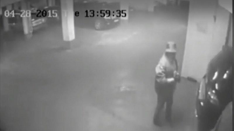 В кадър: Заснетият на паркинг в София е участвал в отравянето на Скрипал