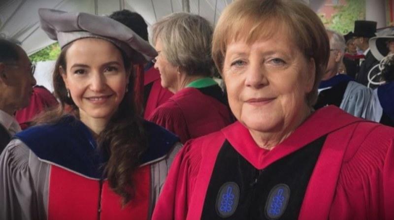 Стефани от Кричим - най-младият професор в Харвард