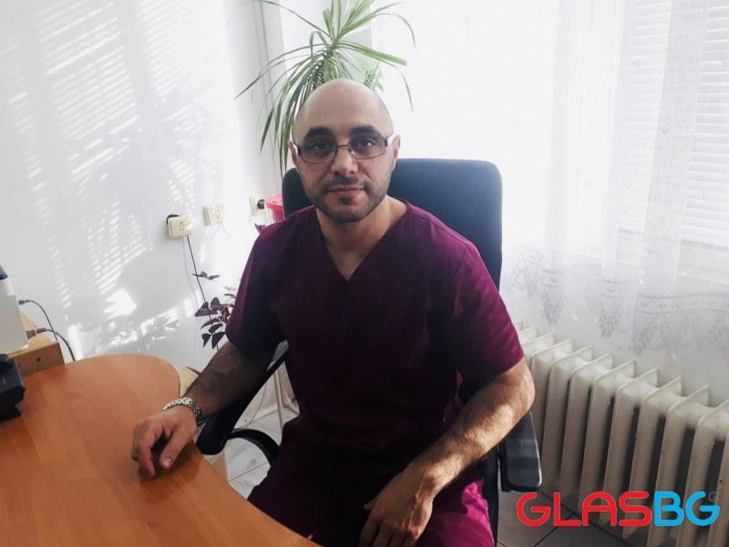 От крупие до лекар в Спешното! Историята на нападнатия медик от Пазарджик