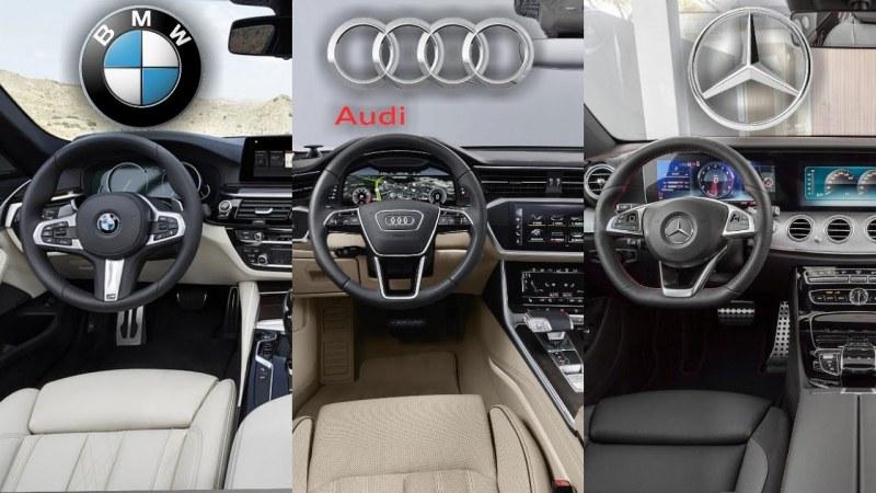 Какви са хората, които карат Mercedes-Benz, BMW и Audi... Учудвате ли се?