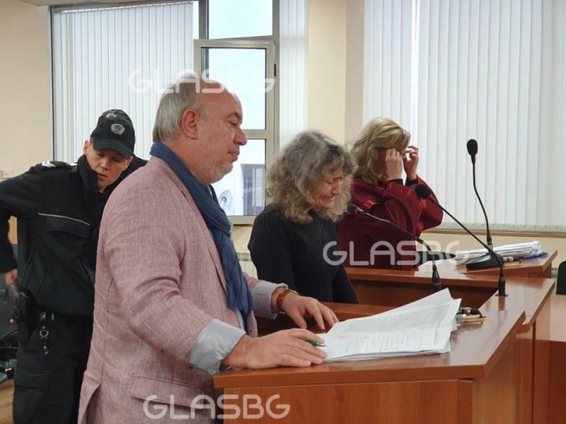 Съдът реши: Баба Веска, убила пияния си мъж край Пловдив, ще лежи в затвора дълго