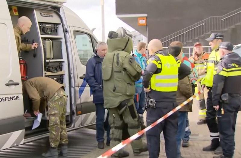 Втора бомба избухна в Амстердам!