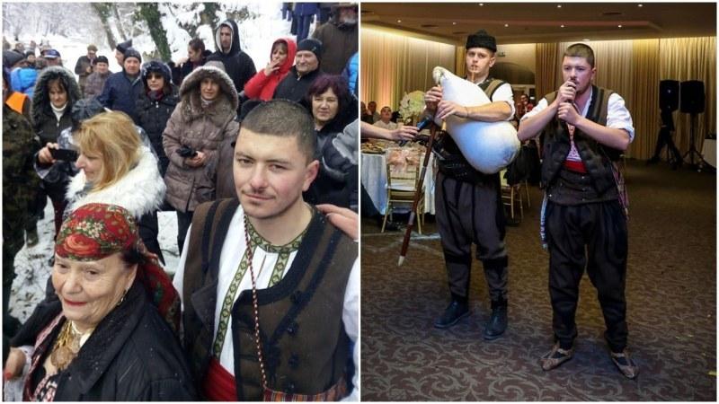 26-годишен последовател на Валя Балканска запя песен за гурбета