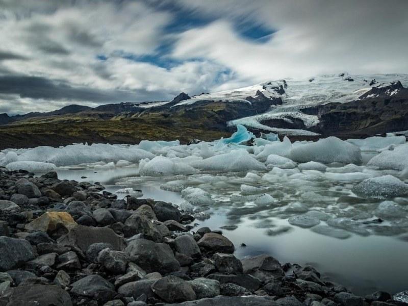 Какво ще се случи, ако половин Арктика се разтопи?