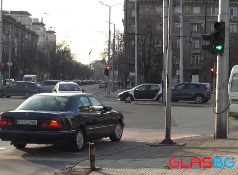 По-дълъг зелен светофар в борбата със задръстванията в Пловдив