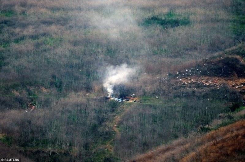 Пилотът на злощастния хеликоптер с Коби имал предишни нарушения!