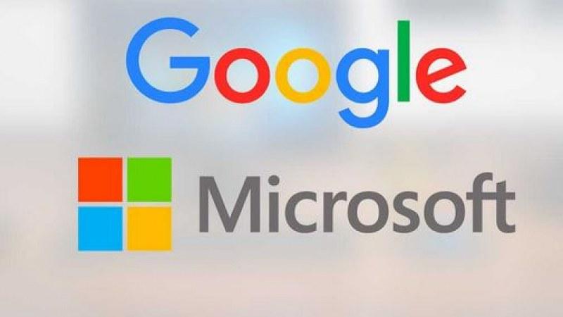 Microsoft и Google - аут от Китай!