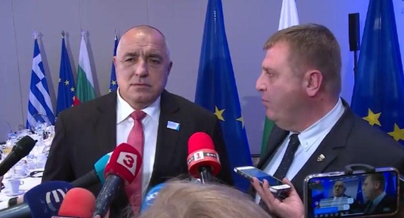 Премиерът Борисов с горещ коментар по актуална тема