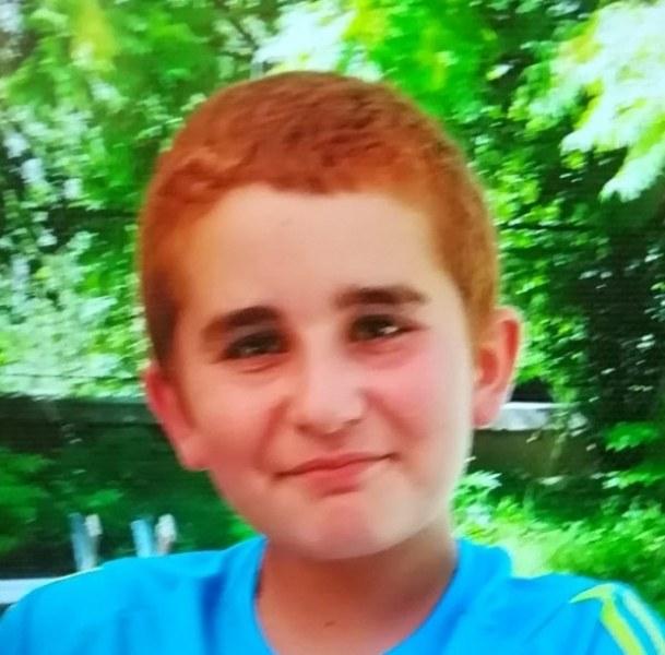 Откриха 13-годишния Велизар, избягал от вкъщи