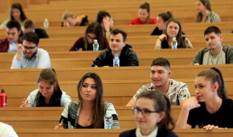 37 университета приемат студенти с оценки от матурите