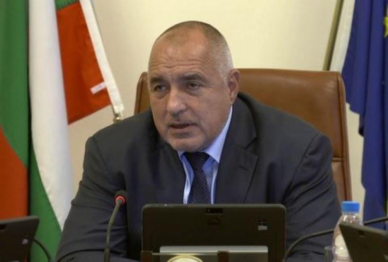 Борисов за коронавируса: Всички държави имат, нищо срамно няма