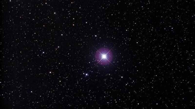 Уникална звезда, която разкрива как е зародена Вселената, откриха астрономи