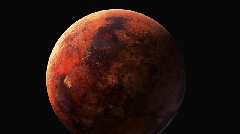 Откриха признаци за живот на Марс