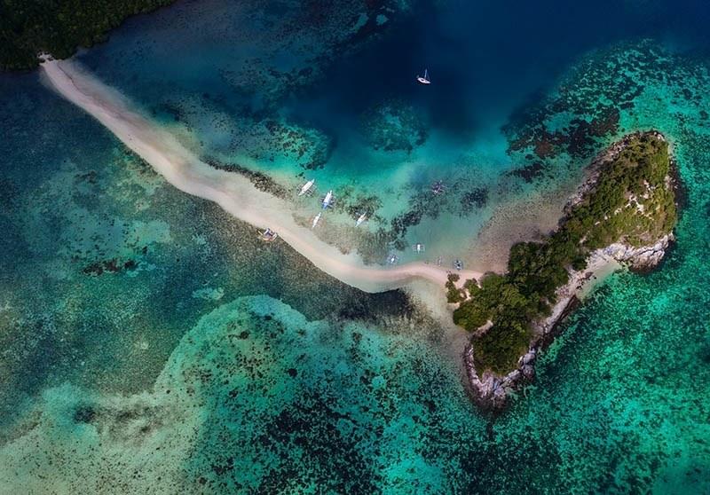 Природните съкровища и странните бозайници обитават красиви острови СНИМКИ