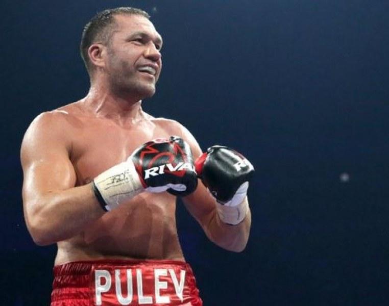 Внезапна допинг проверка изненада Кубрат Пулев