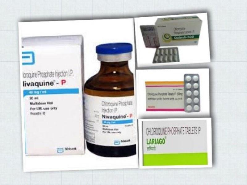Мъж почина след самолечение на коронавирус с хлорохин фосфат